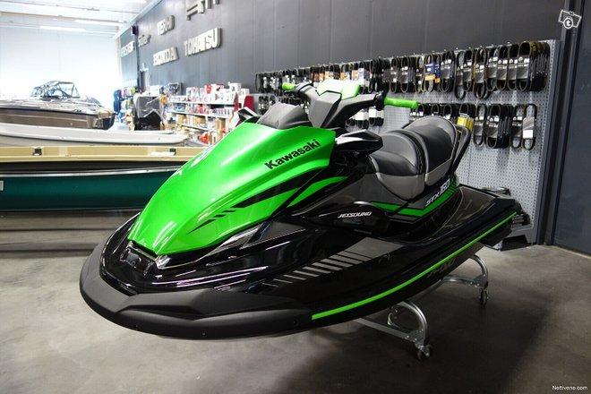 Kawasaki STX 160 LX