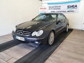 Mercedes-Benz CLK, Autot, Ylöjärvi, Tori.fi