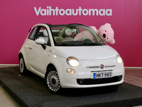 Fiat 500C, Autot, Tuusula, Tori.fi