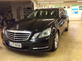 Mercedes-Benz E 220 CDI, Autot, Kouvola, Tori.fi