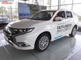 Mitsubishi Outlander PHEV, Autot, Salo, Tori.fi