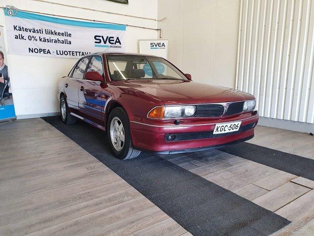 Mitsubishi Sigma 3