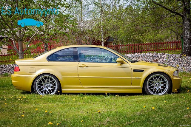 BMW M3 4