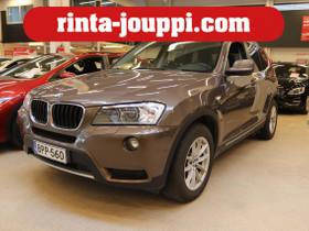 BMW X3, Autot, Järvenpää, Tori.fi