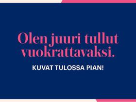1H+KT, Myrskynkatu 4, Härmälä, Tampere, Vuokrattavat asunnot, Asunnot, Tampere, Tori.fi