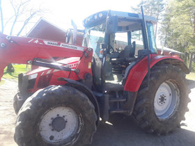 Massey Ferguson 6455, Maatalouskoneet, Työkoneet ja kalusto, Kouvola, Tori.fi