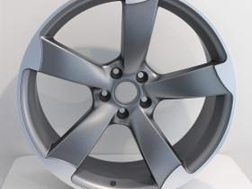 Audi Rotor Replica, Renkaat ja vanteet, Kangasala, Tori.fi