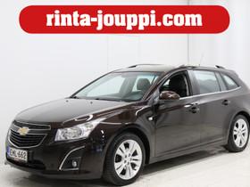 Chevrolet CRUZE, Autot, Vantaa, Tori.fi