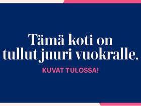 1H+KT, Radanpää 6, Asemantausta, Lahti, Vuokrattavat asunnot, Asunnot, Lahti, Tori.fi