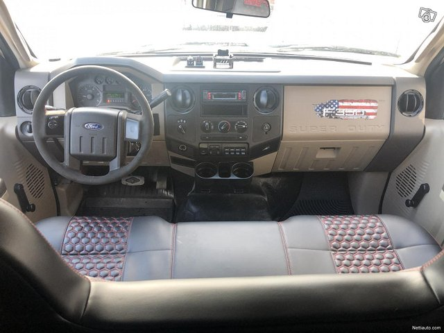 Ford F350 10