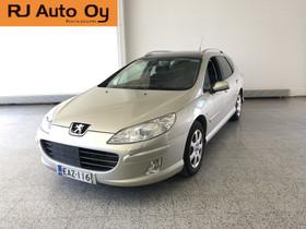Peugeot 407, Autot, Vaasa, Tori.fi