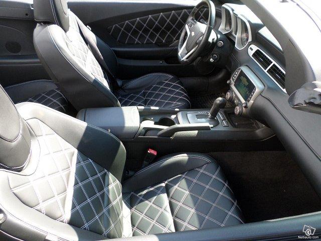 Chevrolet Camaro 16