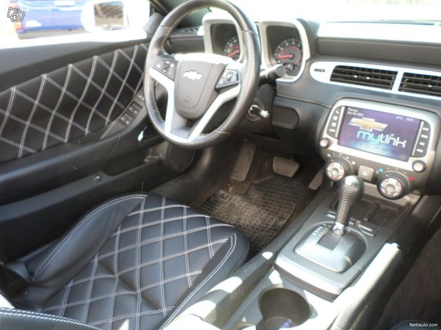 Chevrolet Camaro 18