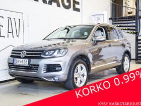 Volkswagen TOUAREG, Autot, Helsinki, Tori.fi