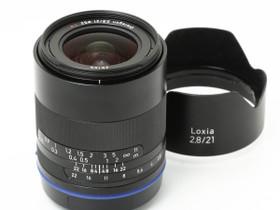 Käytetty Zeiss Loxia 21mm f/2.8 (Sony) FE, Objektiivit, Kamerat ja valokuvaus, Turku, Tori.fi