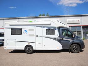 Knaus SKY WAVE 650 MF, Matkailuautot, Matkailuautot ja asuntovaunut, Ylivieska, Tori.fi