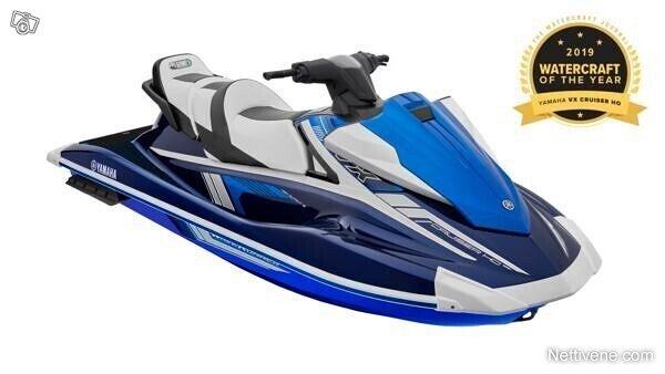 Yamaha VX Cruiser HO VARATTU