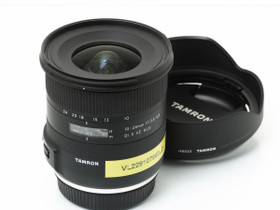 Käytetty Tamron 10-24mm f/3.5-4.5 Di II VC HLD (Ca, Objektiivit, Kamerat ja valokuvaus, Turku, Tori.fi