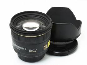 Käytetty Sigma NAF 50mm f/1.4 EX DG HSM, Objektiivit, Kamerat ja valokuvaus, Turku, Tori.fi