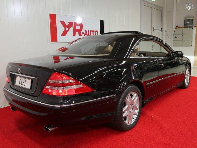 Mercedes-Benz CL 6