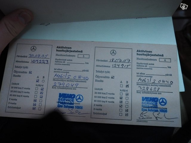 Mercedes-Benz CL 15