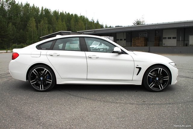 BMW 440 4
