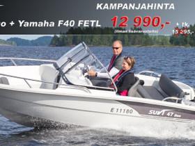 Suvi 47 DUO, Moottoriveneet, Veneet, Ähtäri, Tori.fi