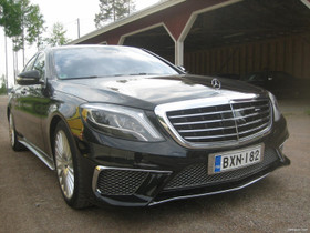 Mercedes-Benz S, Autot, Kouvola, Tori.fi