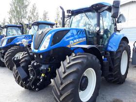 New Holland T7.190 PCE, Maatalouskoneet, Työkoneet ja kalusto, Mikkeli, Tori.fi