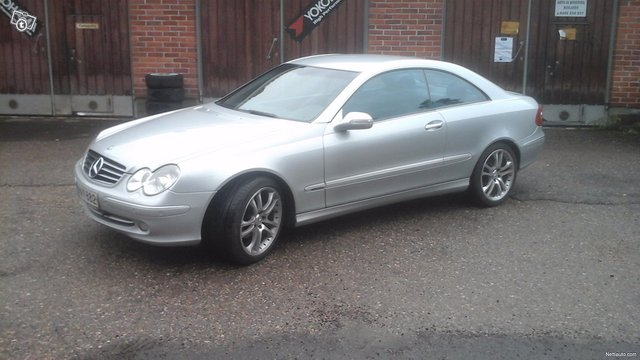 Mercedes-Benz CLK 2