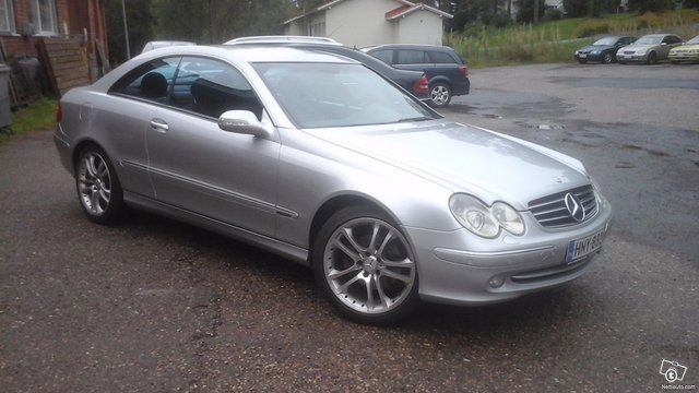 Mercedes-Benz CLK 4
