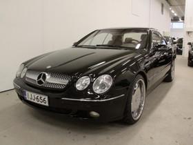 Mercedes-Benz CL, Autot, Tuusula, Tori.fi