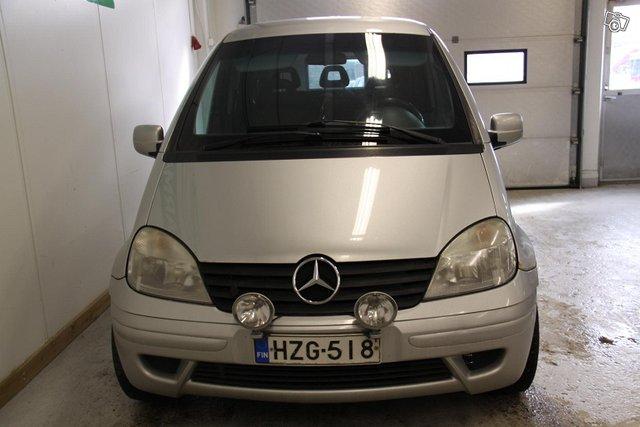 Mercedes-Benz Vaneo 2
