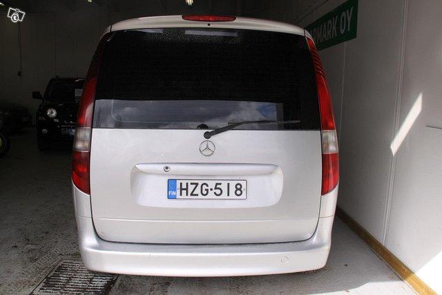 Mercedes-Benz Vaneo 9