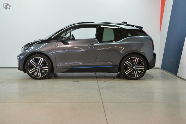 BMW I3 5