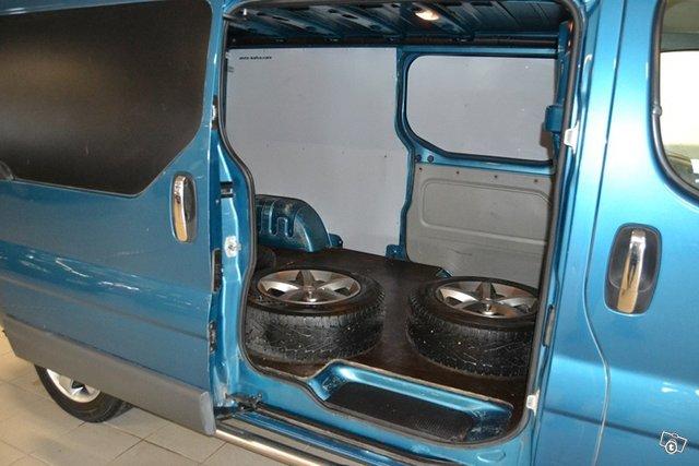 Nissan Primastar 4