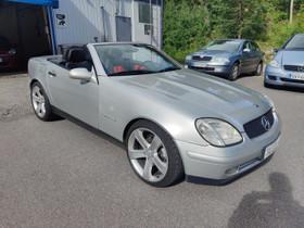 Mercedes-Benz SLK, Autot, Helsinki, Tori.fi