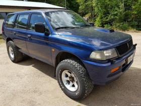 Mitsubishi Pajero Sport, Autot, Saarijärvi, Tori.fi