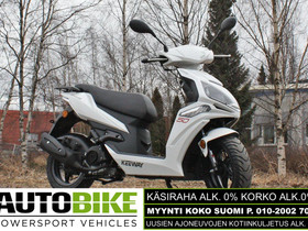 Keeway Urban Blade, Mopot, Moto, Tuusula, Tori.fi