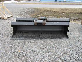 Laten Tasauskauha 2800mm NTP10 13-20ton, Muu rakentaminen ja remontointi, Rakennustarvikkeet ja työkalut, Alavus, Tori.fi