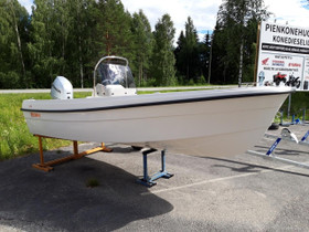 Terhi 450 CC + Honda BF40, Moottoriveneet, Veneet, Kitee, Tori.fi