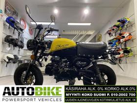 Skyteam Manki, Moottoripyörät, Moto, Tuusula, Tori.fi