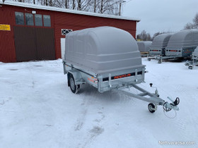 Respo 750M271L125-33 Gansi Kuomulla Hitsattu runko, Peräkärryt ja trailerit, Auton varaosat ja tarvikkeet, Hamina, Tori.fi