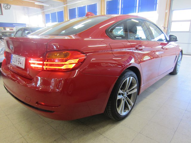 BMW 420i X Drive 2