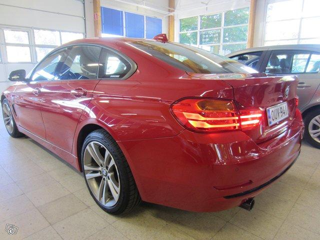 BMW 420i X Drive 3