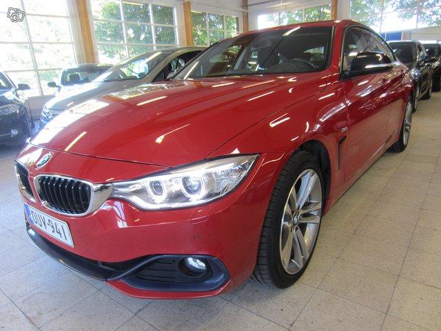 BMW 420i X Drive 4
