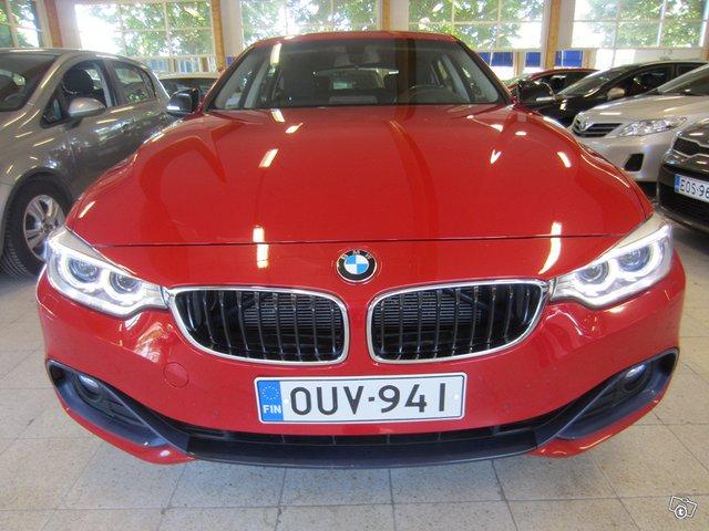 BMW 420i X Drive 5