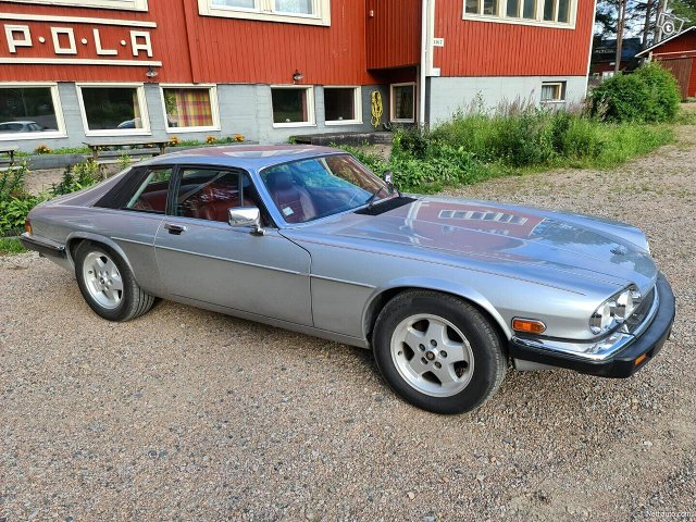 Jaguar XJS 2
