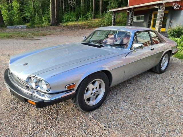 Jaguar XJS 8