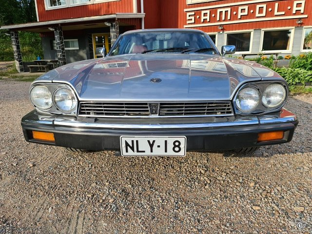Jaguar XJS 10